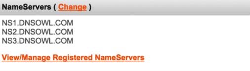 trỏ domain về hosting 3