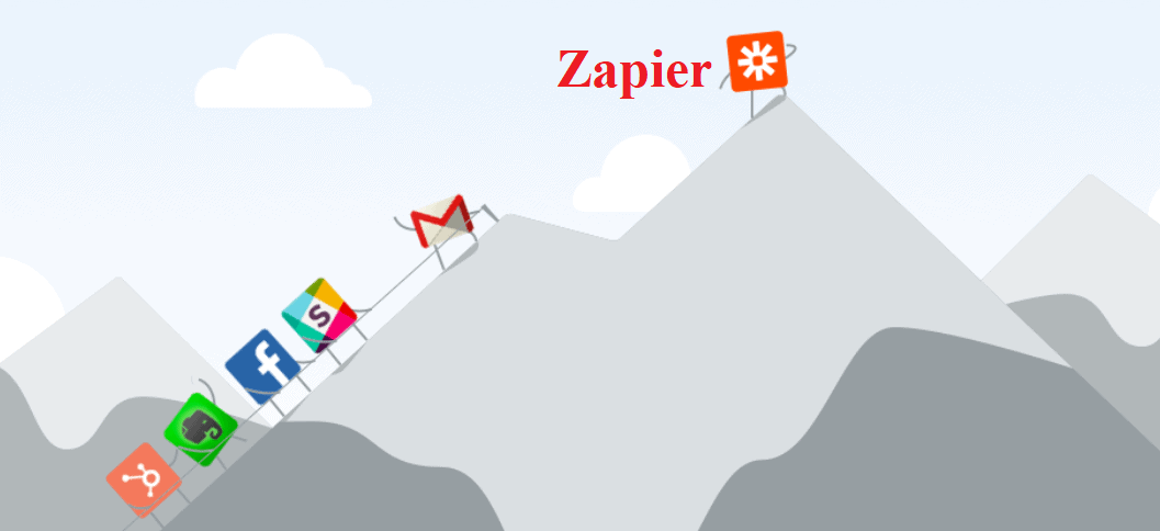 công cụ email marketing Zapier