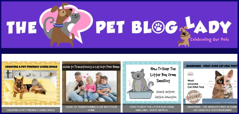 Blog thú cưng