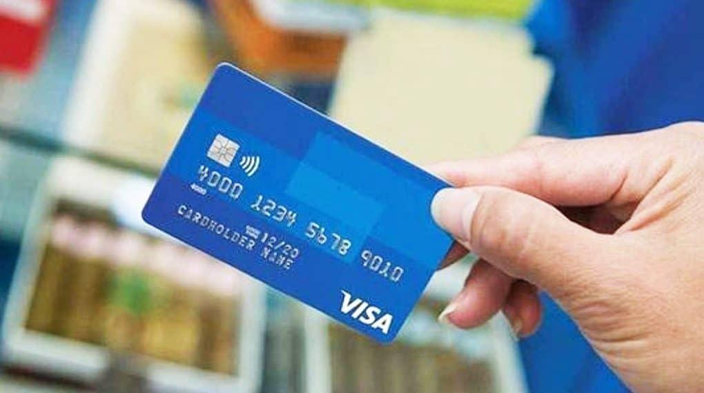 hướng dẫn làm thẻ Visa